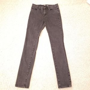 BDG Black Jeans Cigarette High Rise Size 28